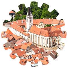 Aktivity v Třeboni v Jižních Čechách