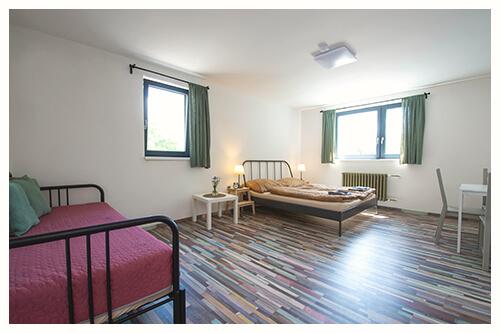Ubytování Penzion Dílna Třeboň - Pokoj 1