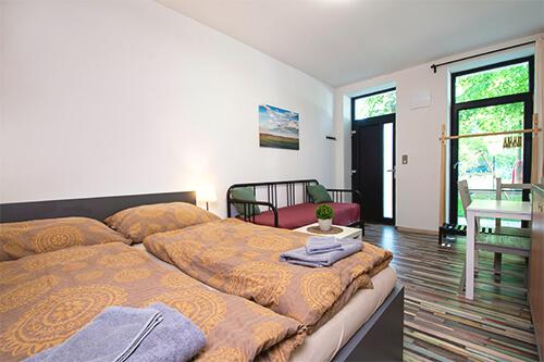 Ubytování Penzion Dílna Třeboň - Pokoj 10