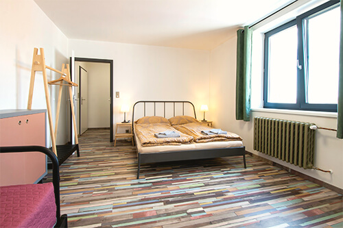 Ubytování Penzion Dílna Třeboň - Pokoj 2
