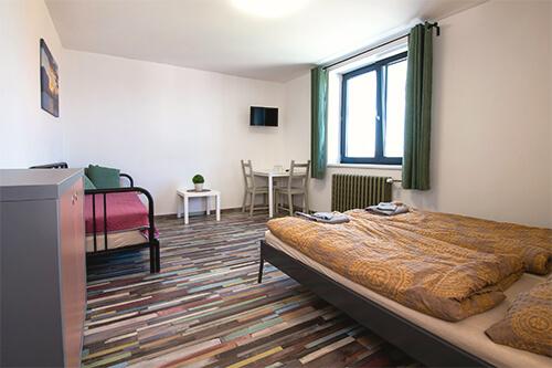 Ubytování Penzion Dílna Třeboň - Pokoj 3