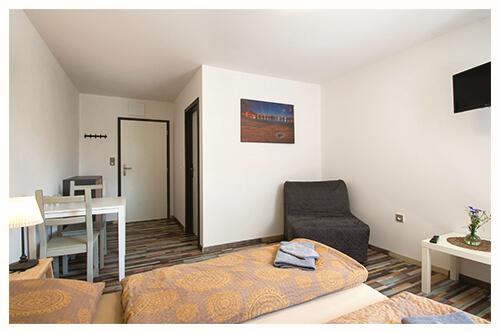 Ubytování Penzion Dílna Třeboň - Pokoj 4