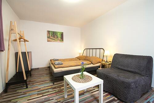 Ubytování Penzion Dílna Třeboň - Pokoj 6
