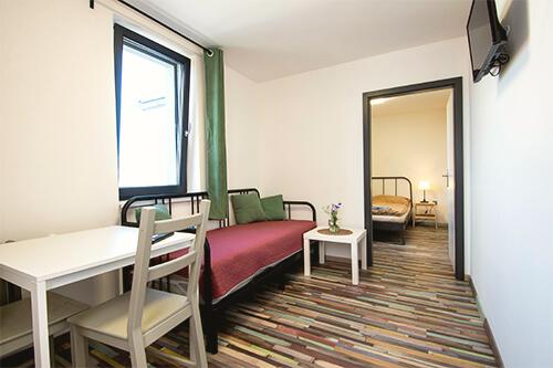 Ubytování Penzion Dílna Třeboň - Pokoj 7