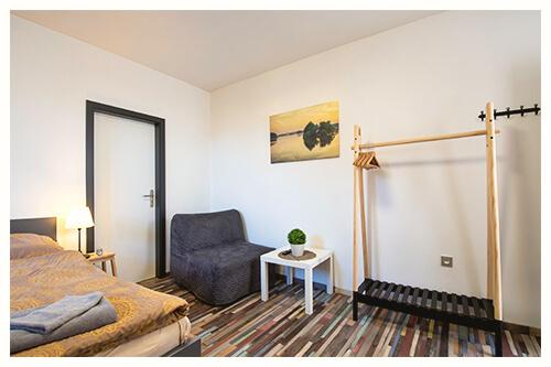 Ubytování Penzion Dílna Třeboň - Pokoj 8