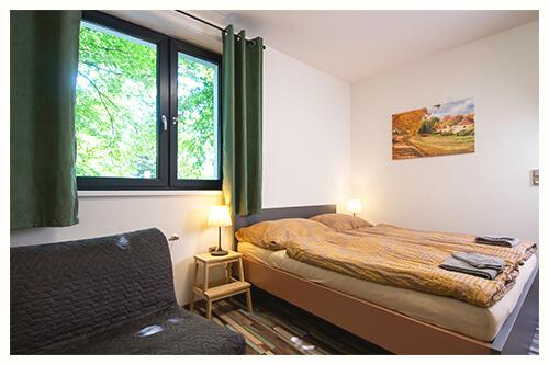 Ubytování Penzion Dílna Třeboň - Pokoj 9