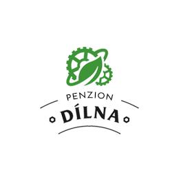 Ubytování Dílna Třeboň logo